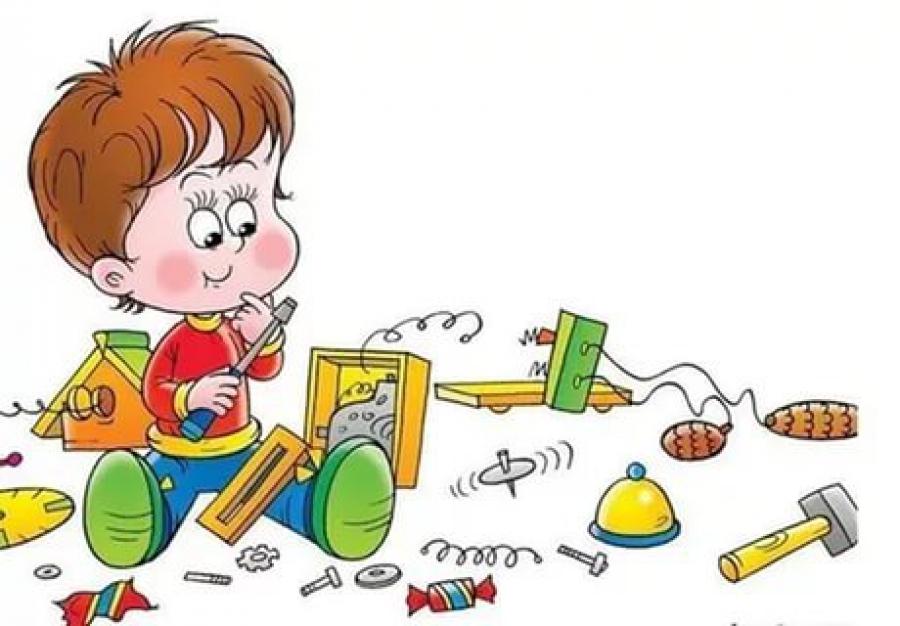 Картинки сломанной игрушки для детей